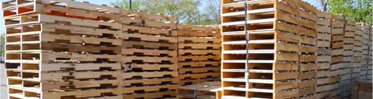 Pallets in Chicagoland